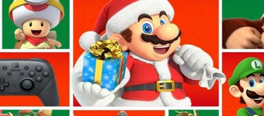 Nintendo souligne les Game Awards 2018