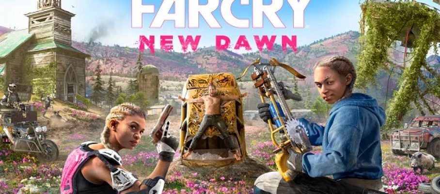 (Test FG) Far Cry - New Dawn #1
