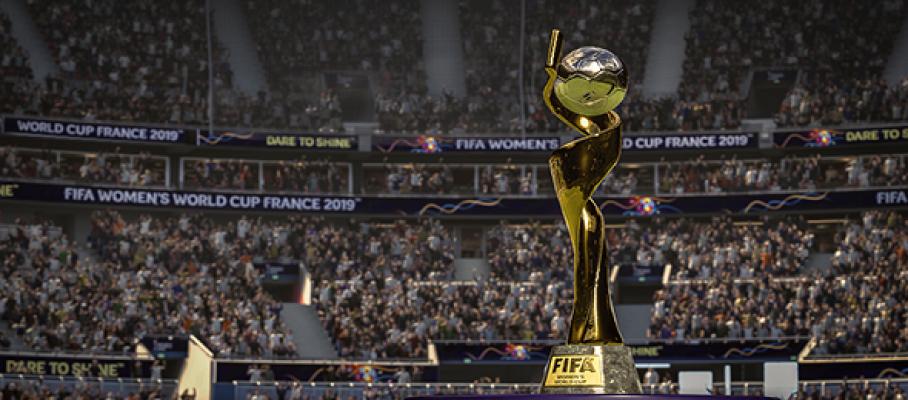 Coupe du Monde Féminine sur FIFA 19