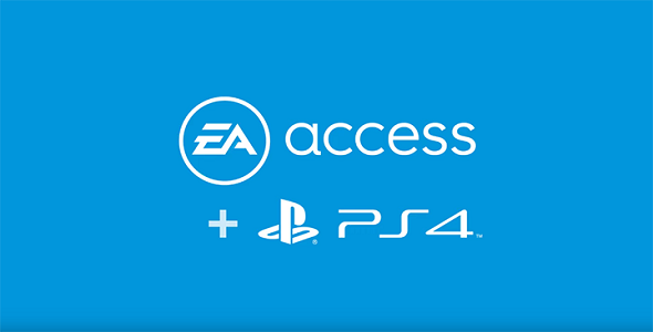 EA Access - PS4