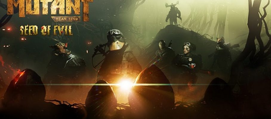 Mutant Year Zero Road To Eden - Seed Of Evil