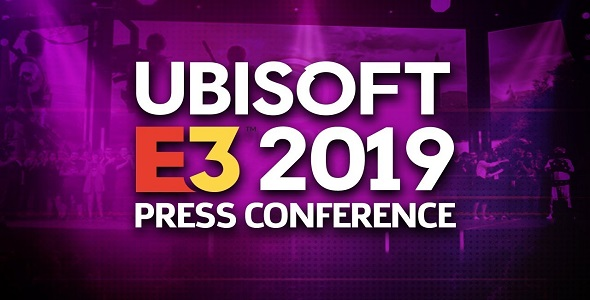 E3 2019 - résumé de la conférence d'Ubisoft