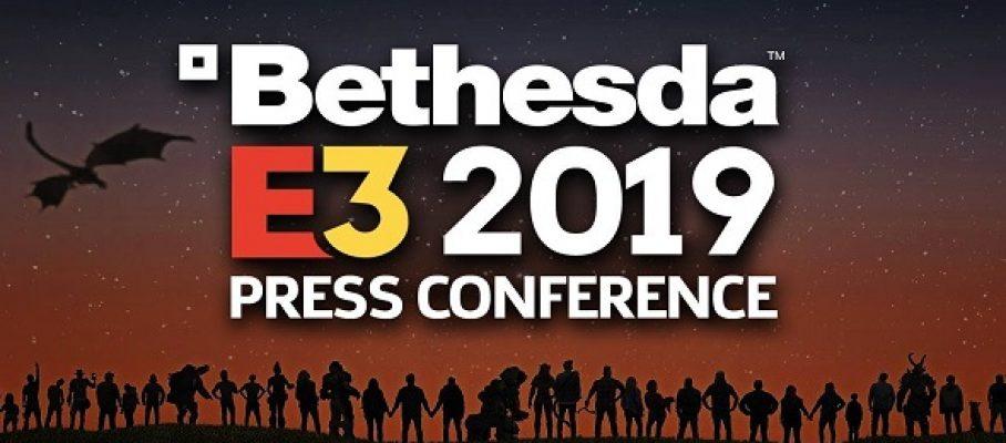 E3 2019 - résumé de la conférence de Bethesda