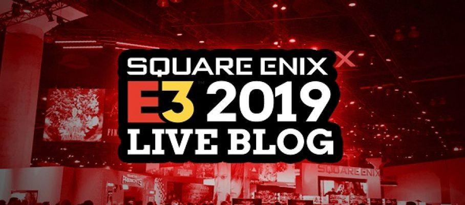 E3 2019 - résumé de la conférence de Square Enix