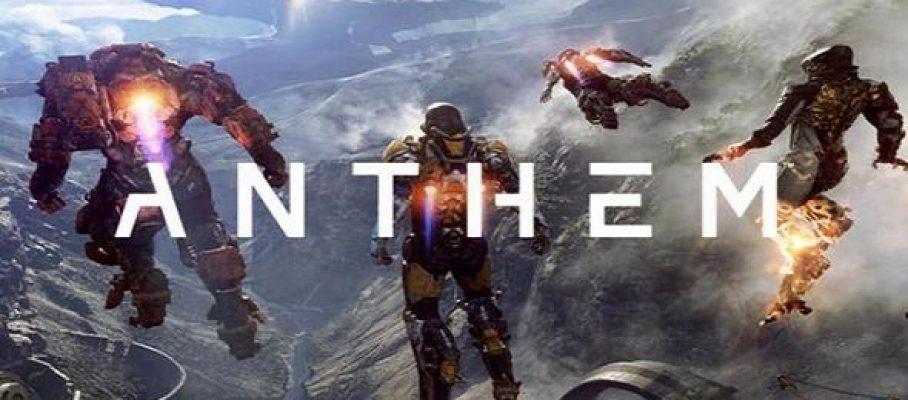 (Test FG - Jeux vidéo) Anthem #1