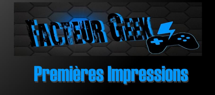 facteurgeek premieres impressions logo