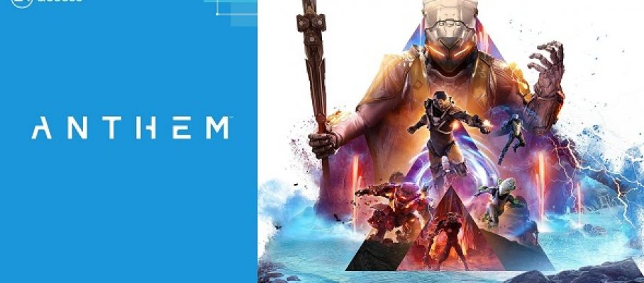 Anthem - EA Access