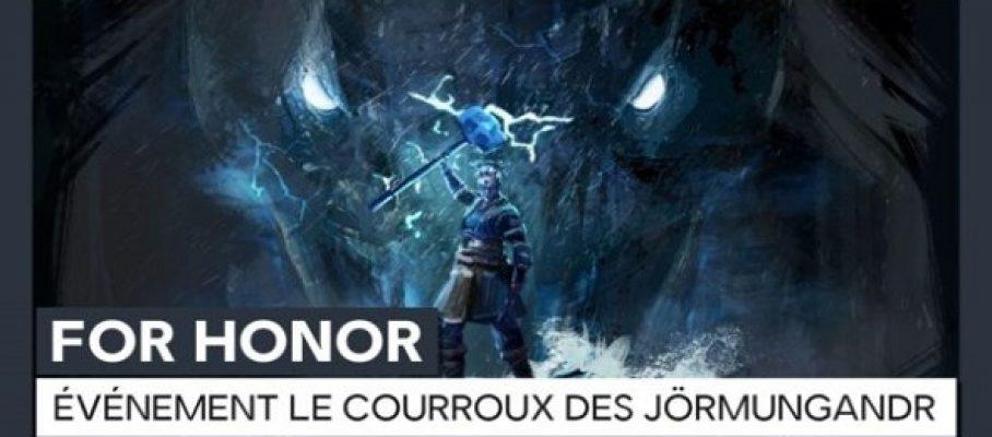 For Honor - Le Couroux Des Jörmungandr