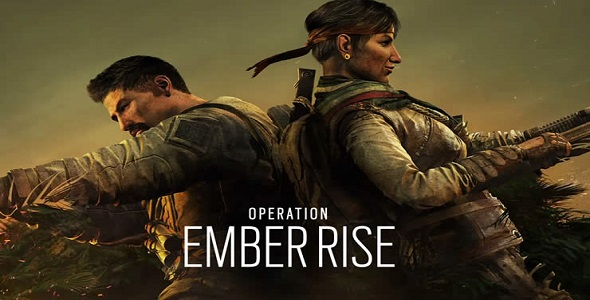 Tom Clancy's Rainbow Six Siege - Opération Ember Rise