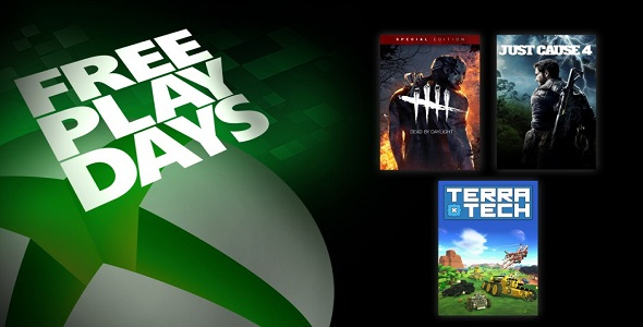 Xbox One - Free Play Days (20-22 septembre)