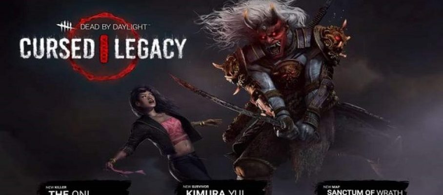 Dead By Daylight - Cursed Legacy