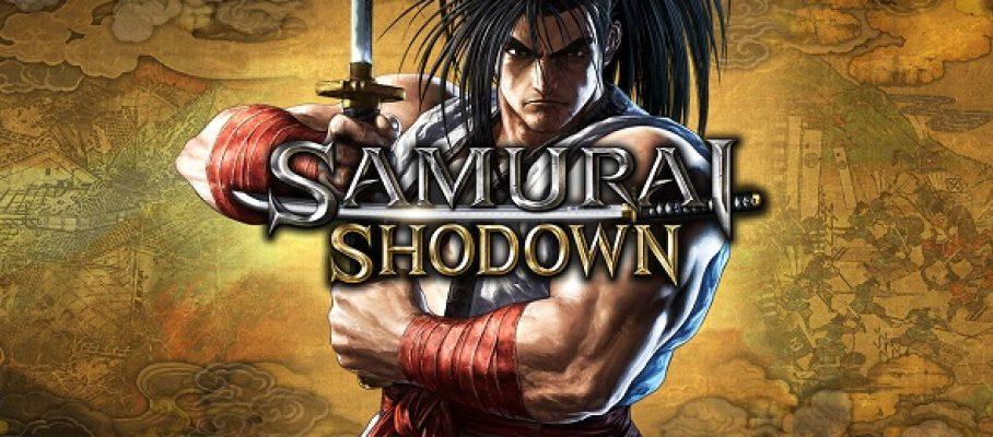 Samuraï Shodown