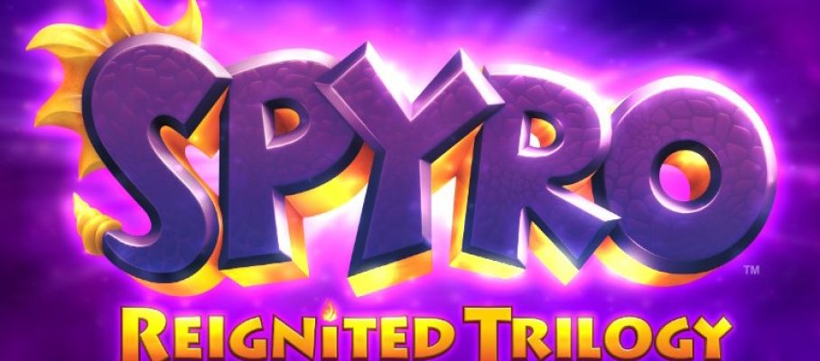 Spyro Reignited Trilogy titre