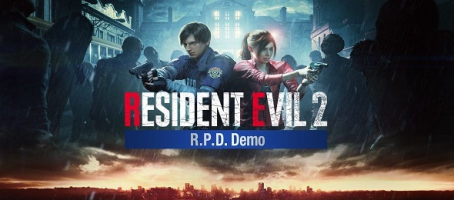 RE2 - RPD démo