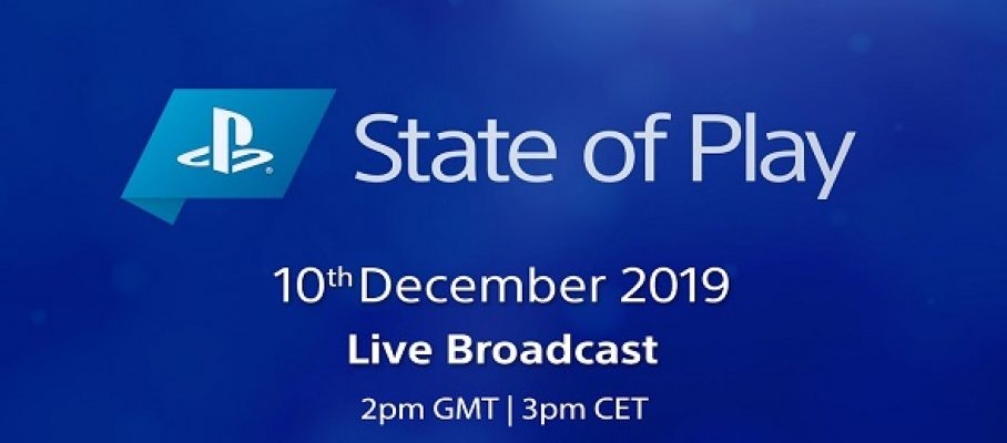 State Of Play - 10 décembre