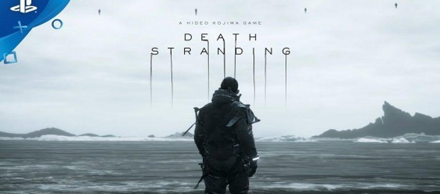 (Test FG) Death Stranding #1