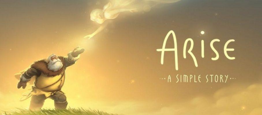 (Test FG) Arise - A Simple Story #1