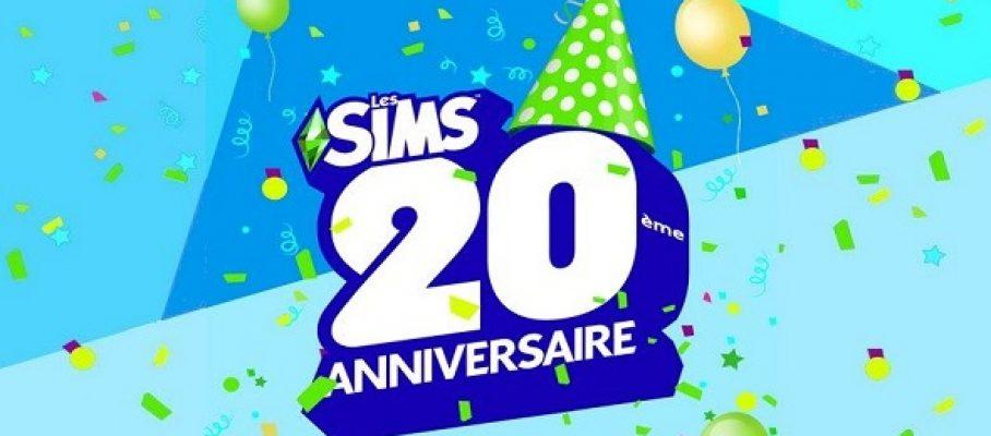 Sims - 20 ans