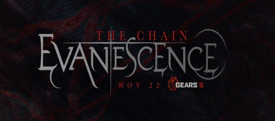 Evanescence - Gears 5