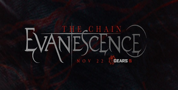 Evanescence - Gears 5