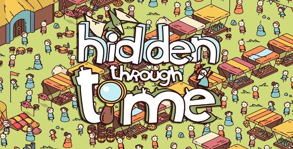 (Test FG) Hidden Through Time #1