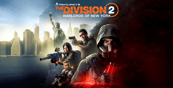 (Test FG) Tom Clancy's The Division 2 – Warlords Of New York #1