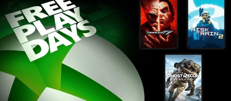 Xbox One - FreePlayDays - 27-29 mars