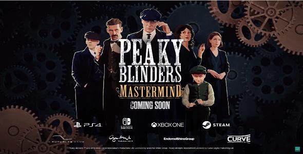 Peaky Blinders - Mastermind