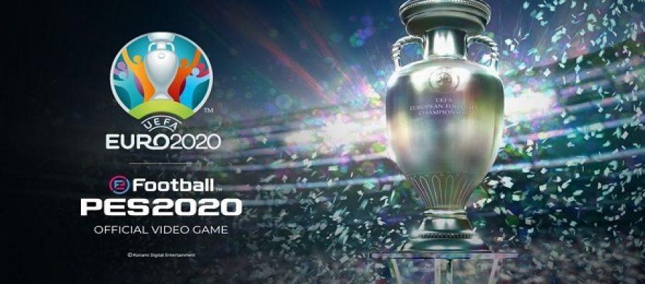 PES 2020 - EURO 2020