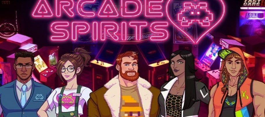 (Test FG) Arcade Spirits #1