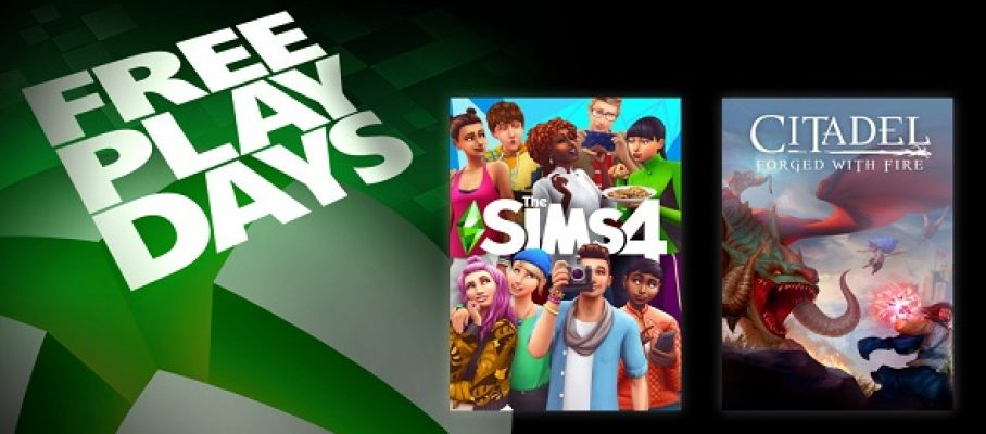 Free Play Days - 10 au 12 juillet 2020