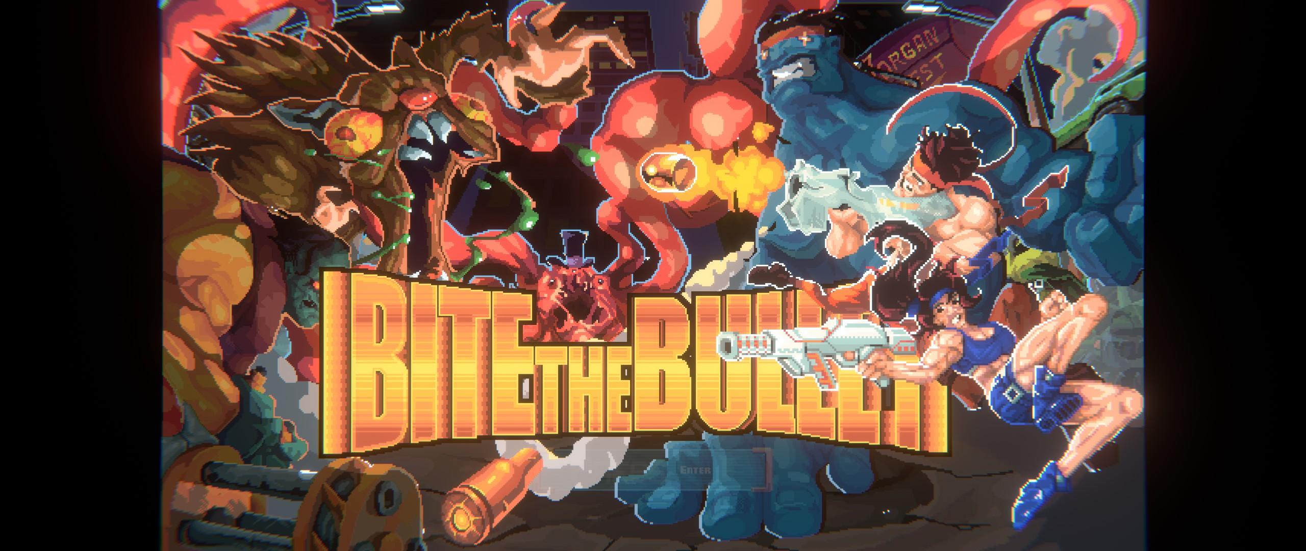 bite the bullet logo