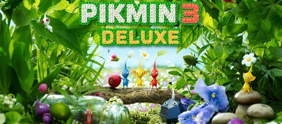 Pikmin 3 - Deluxe