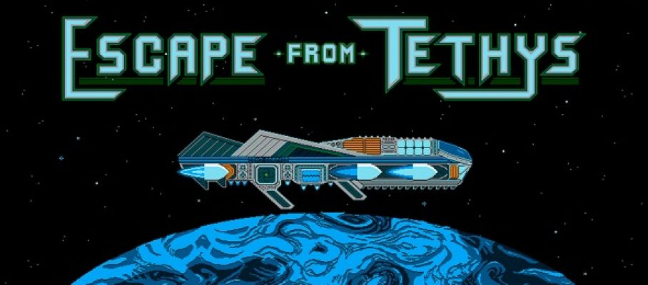 (Test FG) Escape From Tethys #1