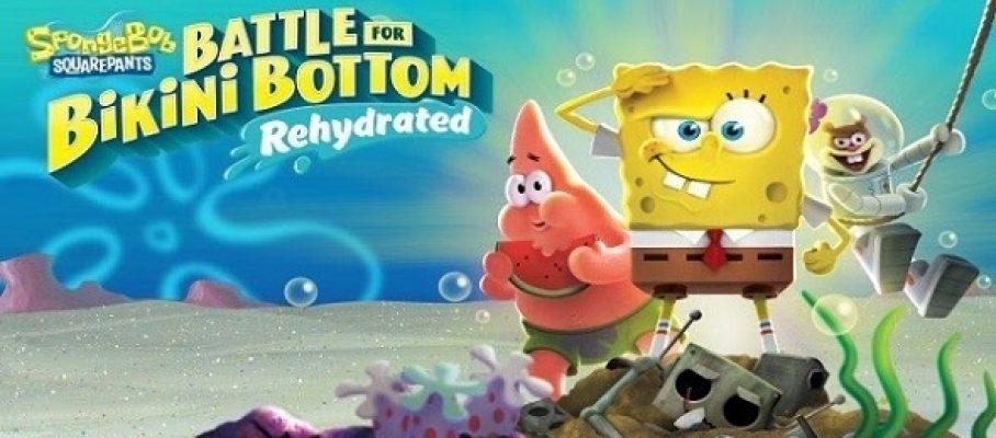 (Test FG) Spongebob Squarepants Battle for Bikini Bottom – Rehydrated #1