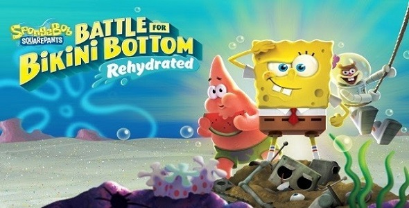 (Test FG) Spongebob Squarepants Battle for Bikini Bottom – Rehydrated #1