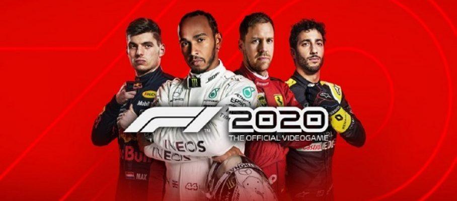 (Test FG) F1 2020 #1