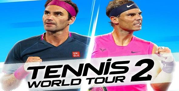 (Test FG) Tennis World Tour 2 #1