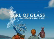 girl of glass banner