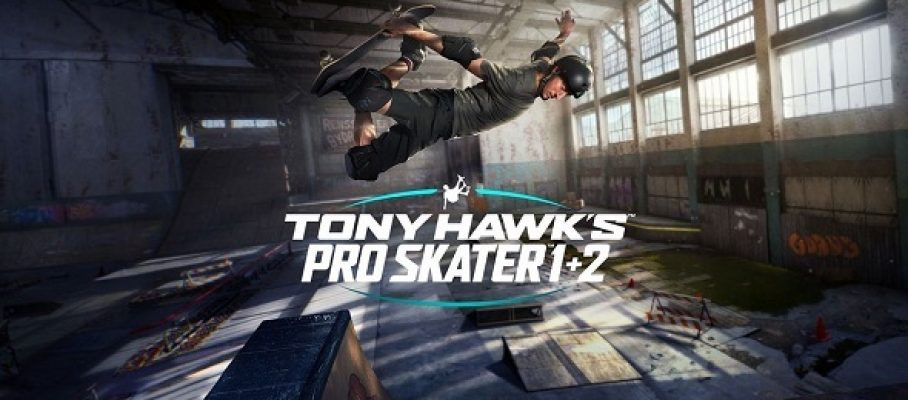 Tony Hawk's Pro Skater 1 + 2 #1