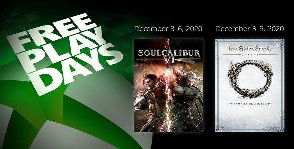 Free Play Days - 04 au 09 décembre 2020