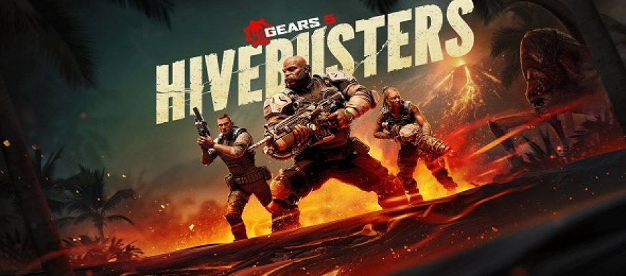 Gears 5 - Hivebusters