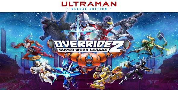 Override 2 - Super Mech League
