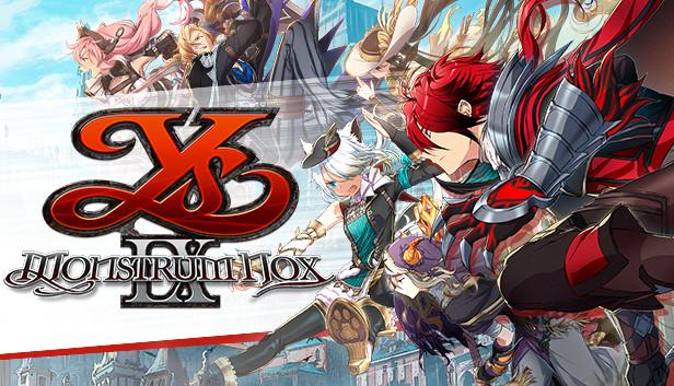 ExploraJeux #03 - Ys IX - Monstrum Nox (PS4)