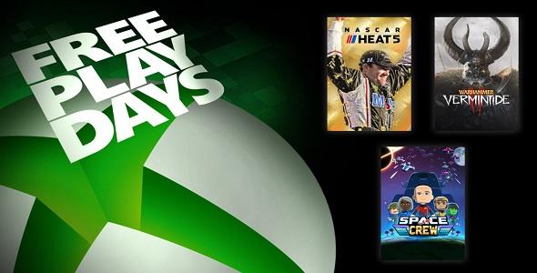 Free Play Days (11 au 14 février 2021)