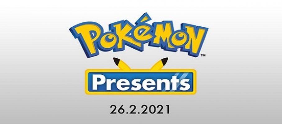 Pokémon Présents - 26 février 2021