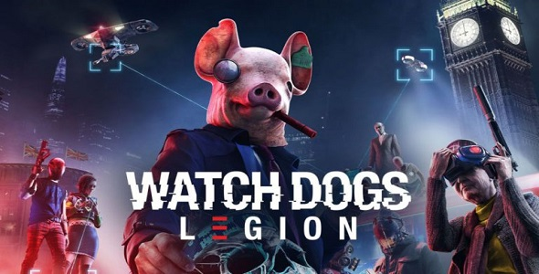 Watch_Dogs - Legion