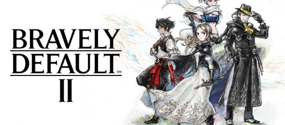 (Test FG) Bravely Default II #1