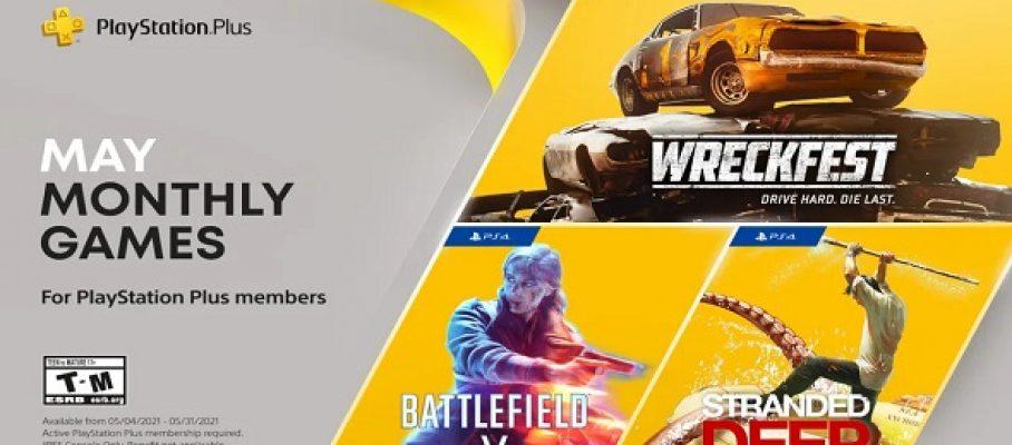 PS Plus – jeux gratuits du mois - le programme de mai 2021