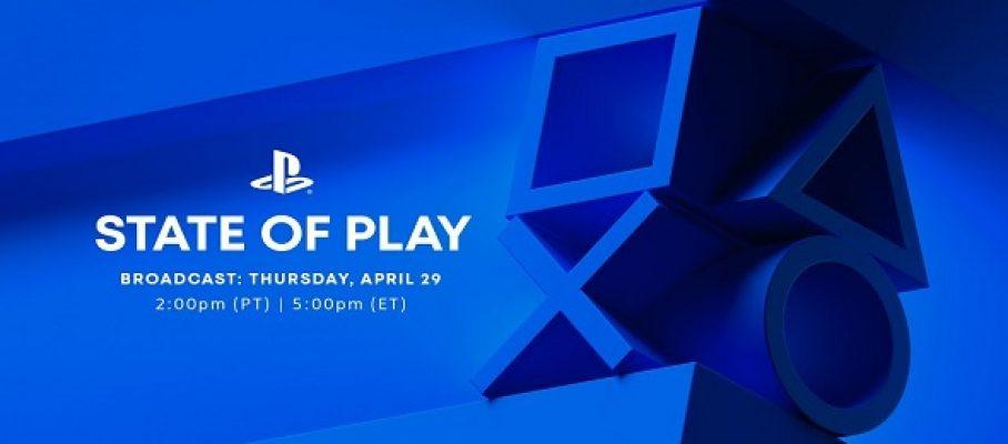Résumé du State Of Play - édition du 29 avril 2021